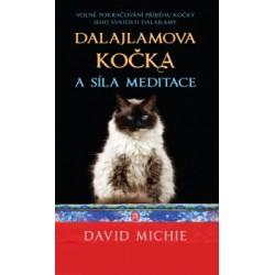Kniha Dalajlamova kočka a síla meditace