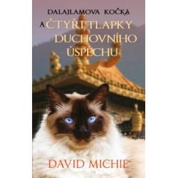 Kniha Dalajlamova kočka a čtaři tlapky duchovního úspěchu