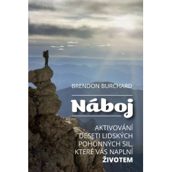 Kniha Náboj