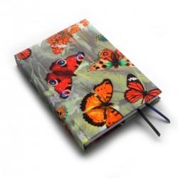 Zápisník pro radost - motýli