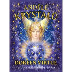 Karty Andělé krystalů