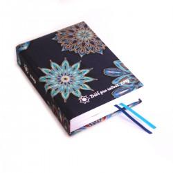 Textilní diář 2019 - Mandaly modré