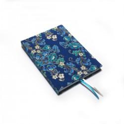 Zápisník pro radost - MODRÉ KVĚTY