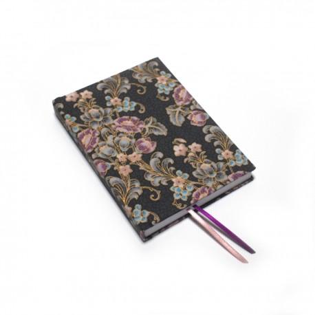 Zápisník pro radost - ŠEDORŮŽOVÉ KVĚTY