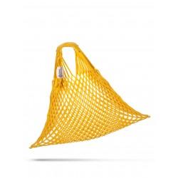 Síťovka tmavě žlutá pružná