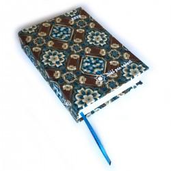 Textilní diář 2020 - Ornamenty modré