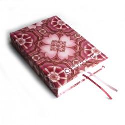 Textilní diář 2020 - Růžové ornamenty