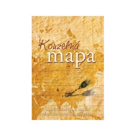 Kniha Kouzelná mapa
